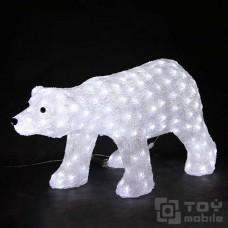 Акриловая фигура «Медведь» (30х55см)