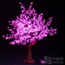 Светодиодное дерево «Клён» керамический ствол 480ламп (150см)