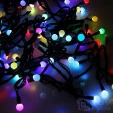 Гирлянда с насадками – жемчужные шарики 128 ламп
