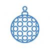 Цветомузыка | Диско шар | Лазер точки | Диско лампа Е27