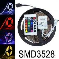 Светодиодная лента SMD3528 RGB (5м)
