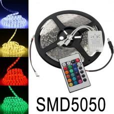 Светодиодная лента SMD5050 RGB (5м)